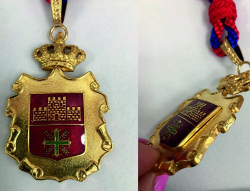 Medallas Corporativas