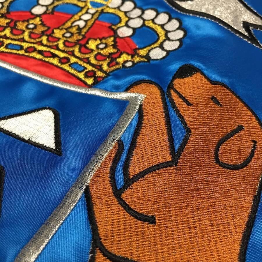 Artículos de protocolo en las palmas Escudos Eventtos Canarias