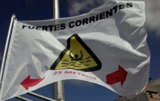 Diseño Bandera gran tamaño Eventtos Canarias