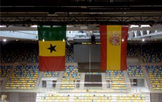 Eventtos Canarias Banderas Colgantes