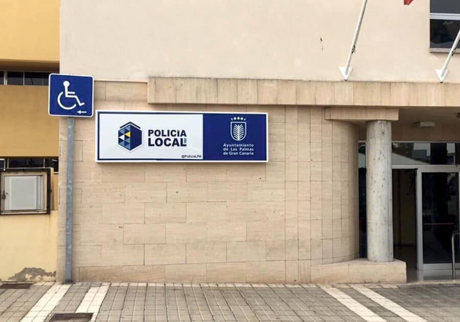 Señalética en Las Palmas Eventtos Canarias cartel luminoso