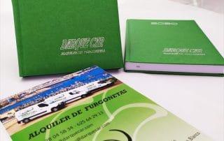 Agendas Regalos publicitarios Eventtos Canarias