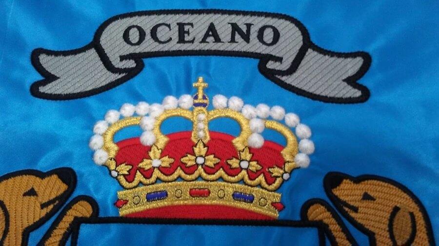Artículos de protocolo en las palmas Escudos banderas Eventtos Canarias