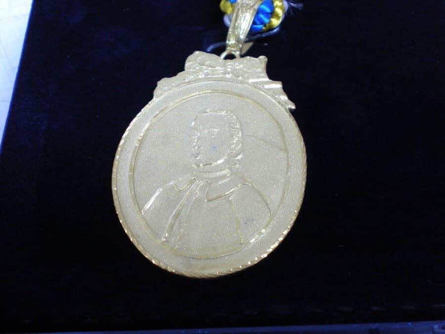 Artículos de protocolo en las palmas- Medallas Eventtos Canarias