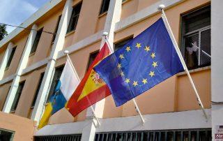 Eventtos Canarias Banderas y mastiles
