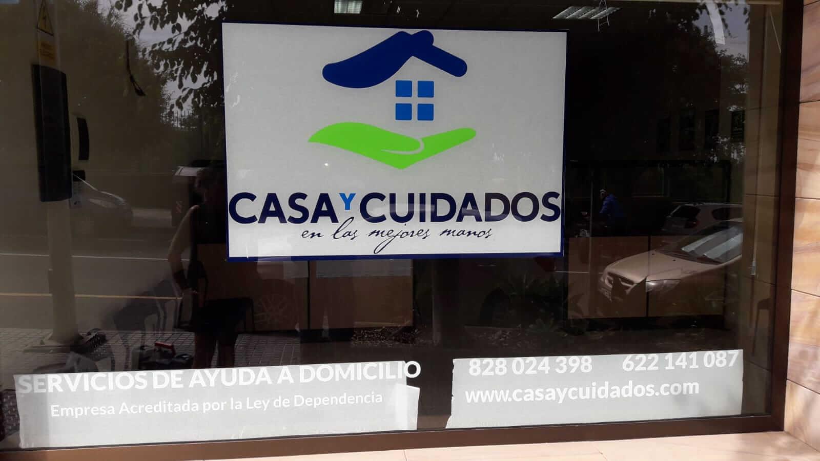 Señalética para empresas en Las Palmas Eventtos Canarias