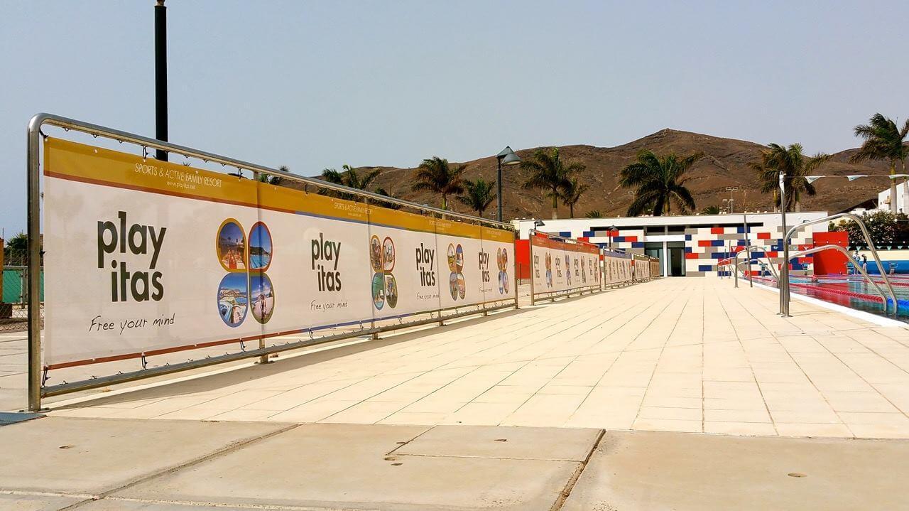 Soportes Publicitarios en Las palmas- Eventtos Canarias Lonas