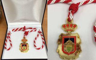 Artículos de protocolo en las palmas - medallas 2D Eventtos Canarias