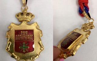 Eventtos Canarias Artículos de protocolo en las palmas medallas