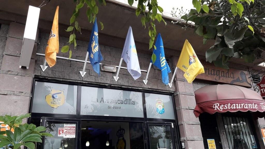 Banderas publicitarias Eventtos canarias