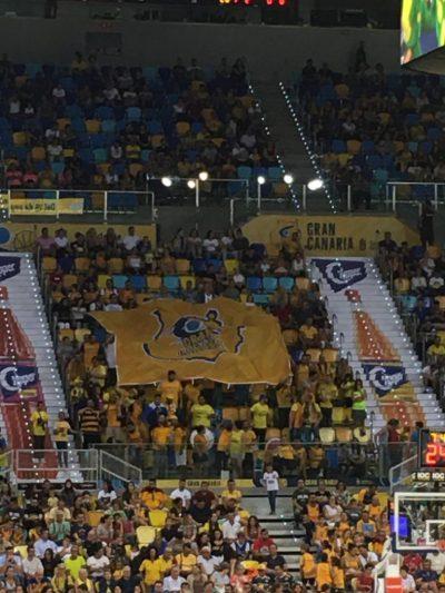 Diseño de banderas de gran formato Eventtos canarias